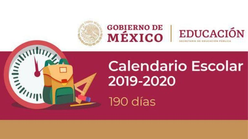 Calendario Escolar 2019-2020 Featured Photo