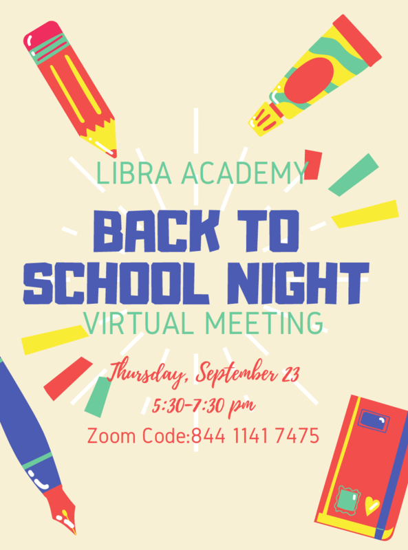 Don't Miss Back to School Night! Thumbnail Image