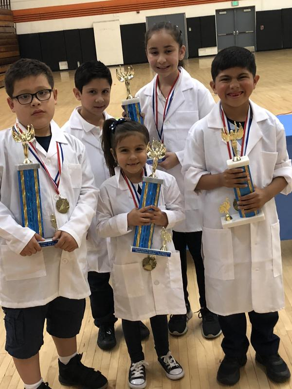 Abbott Scientists Shine at the District Science Fair Featured Photo
