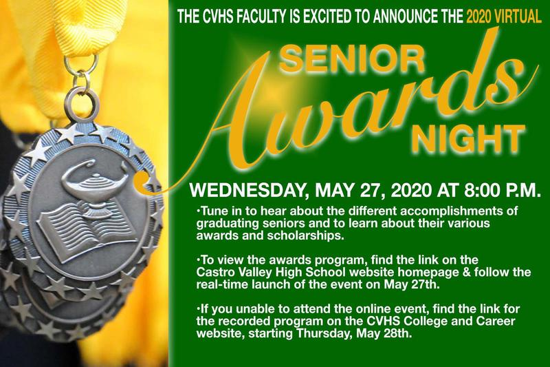 Senior Awards Night