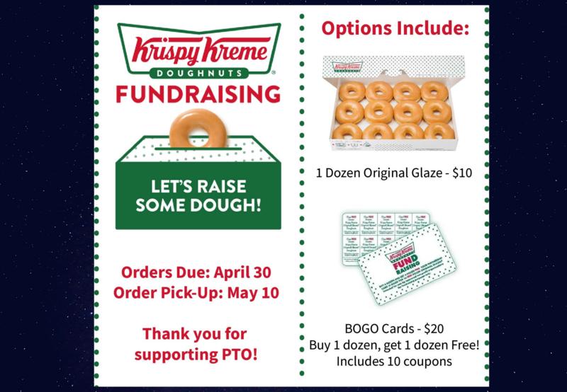 Krispy Kreme Fundraiser Thumbnail Image