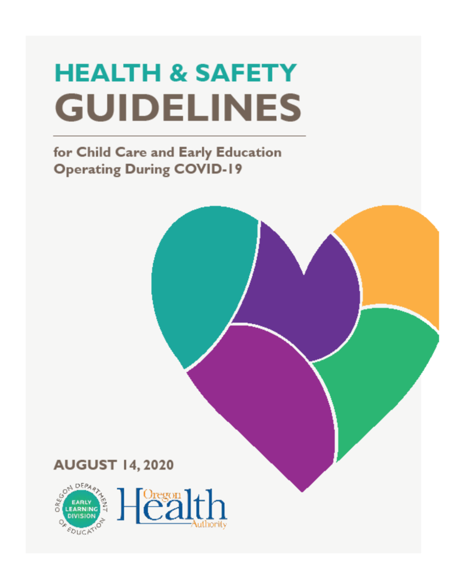 Early Learning Division Guidance