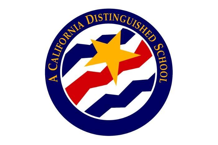 California Distinguished School Logo