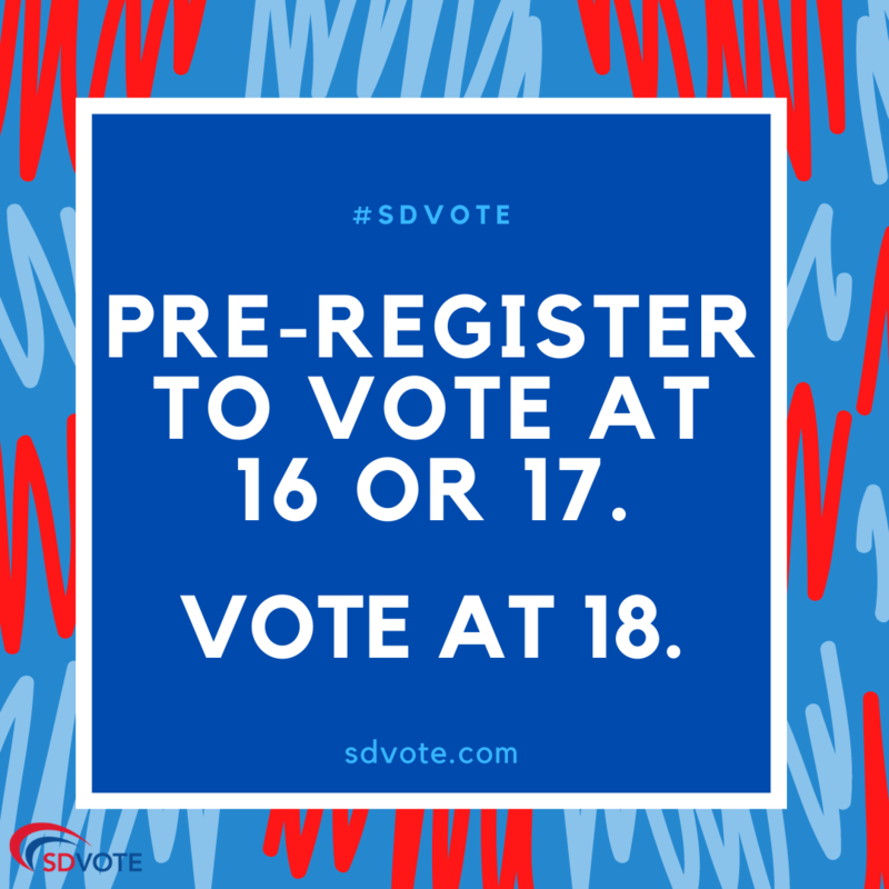 High School Voter Education Weeks (9/13-9/24) Featured Photo