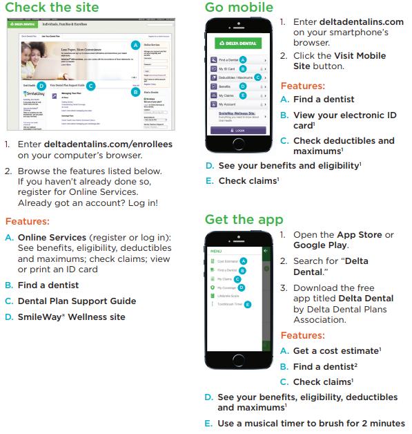 Delta Dental Mobile App