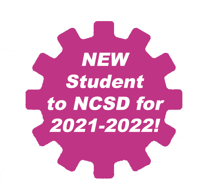 New Student Enrollment Graphic