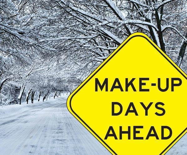 MAKE UP SNOW DAYS Thumbnail Image