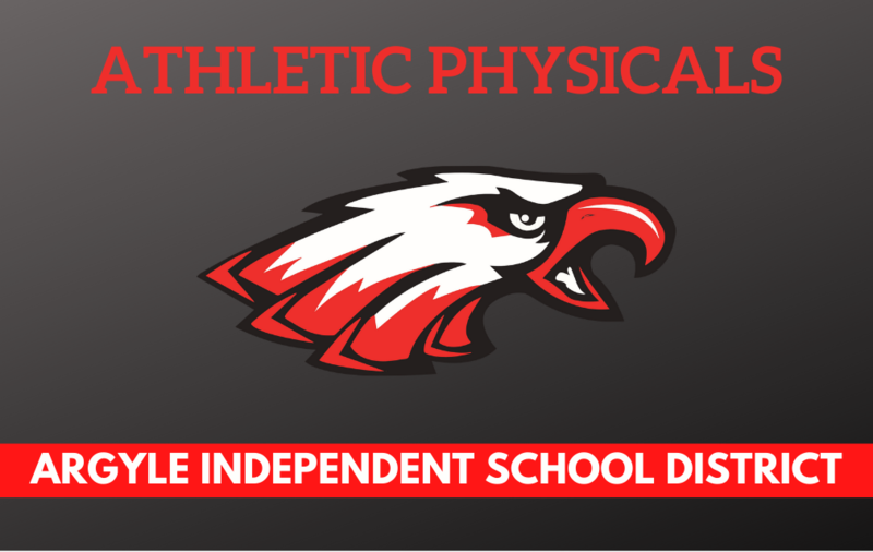 Important AISD Athletic Physicals Information Thumbnail Image