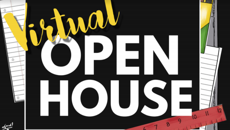 VIRTUAL OPEN HOUSE THURSDAY, 4/22 5:30 PM Featured Photo