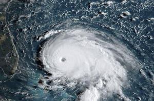 Hurricane Dorrian