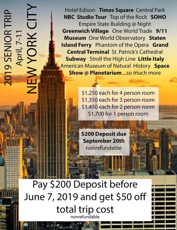 New York Early Bird Special Featured Photo