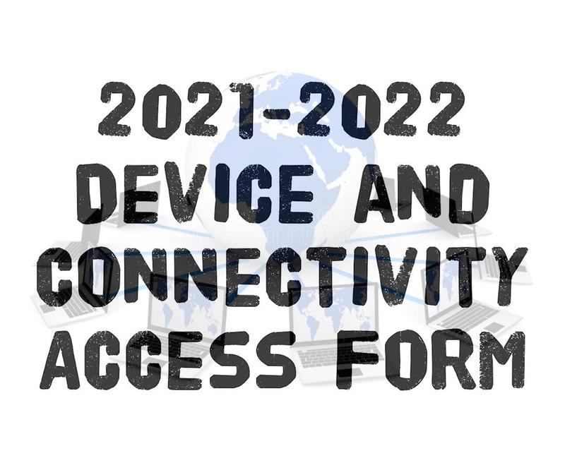 2021-2022 Device and Connectivity Access Form Featured Photo