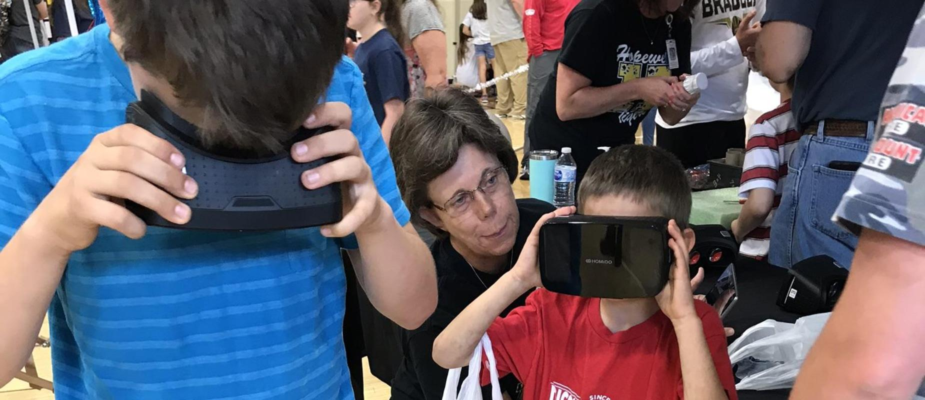 STEM in the Gym 2019