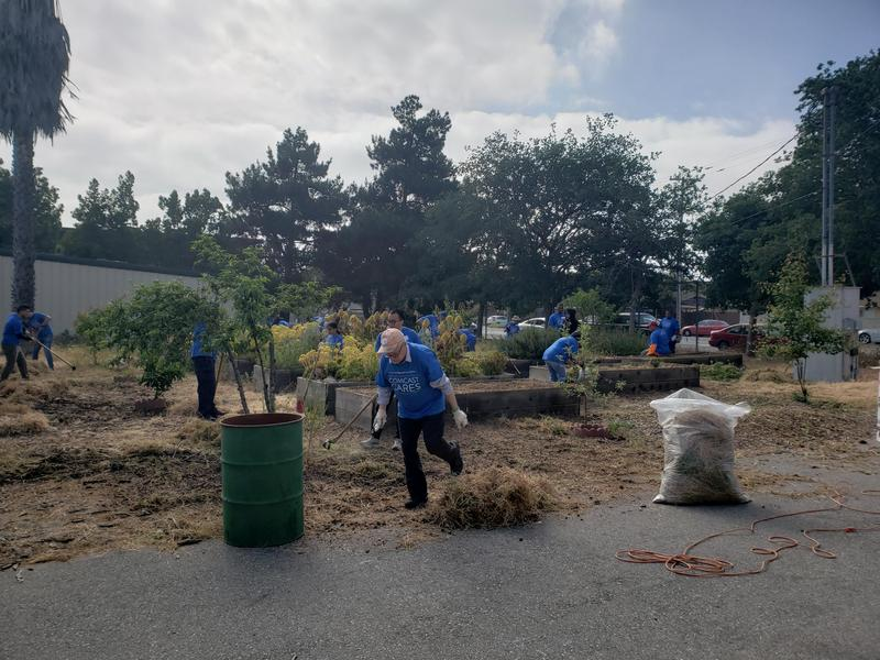 Comcast  Cares     Day Thumbnail Image