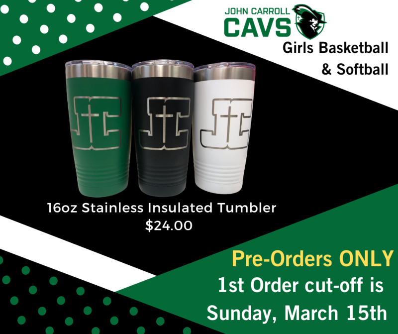 Pre-Order your JC Tumbler NOW! Featured Photo