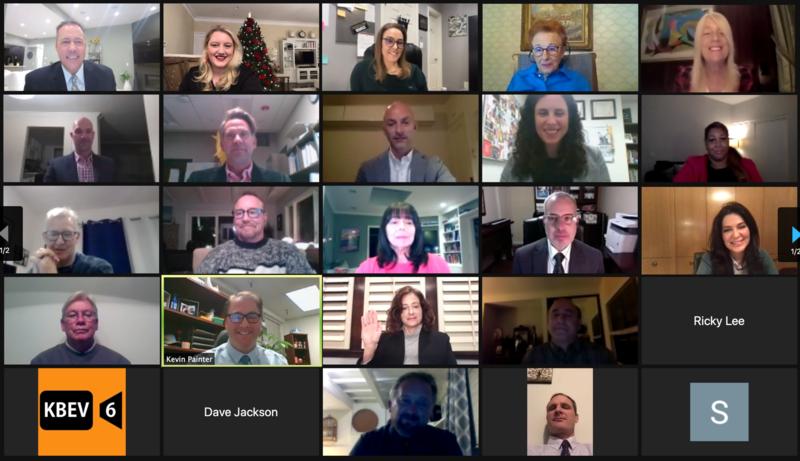 BOE Organizational Meeting 2020