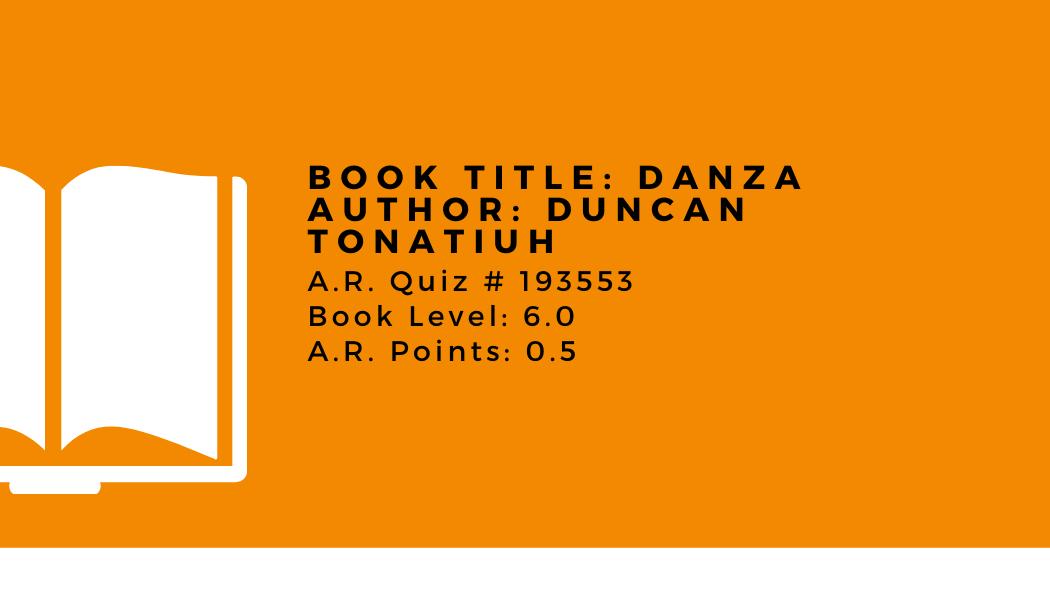 Danza Book Information