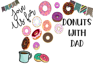 Donuts for Dad 2020