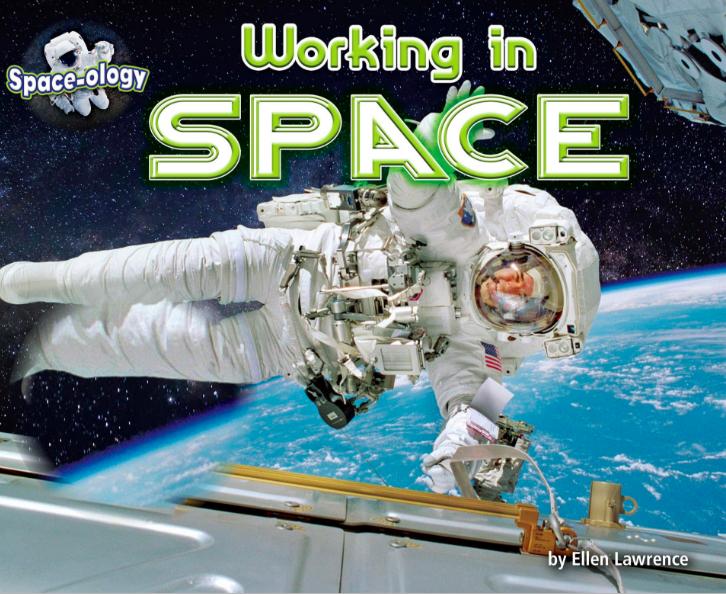 Working in Space by Ellen Lawrence