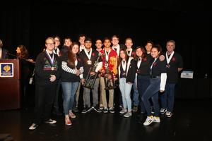 HHS Acadec team