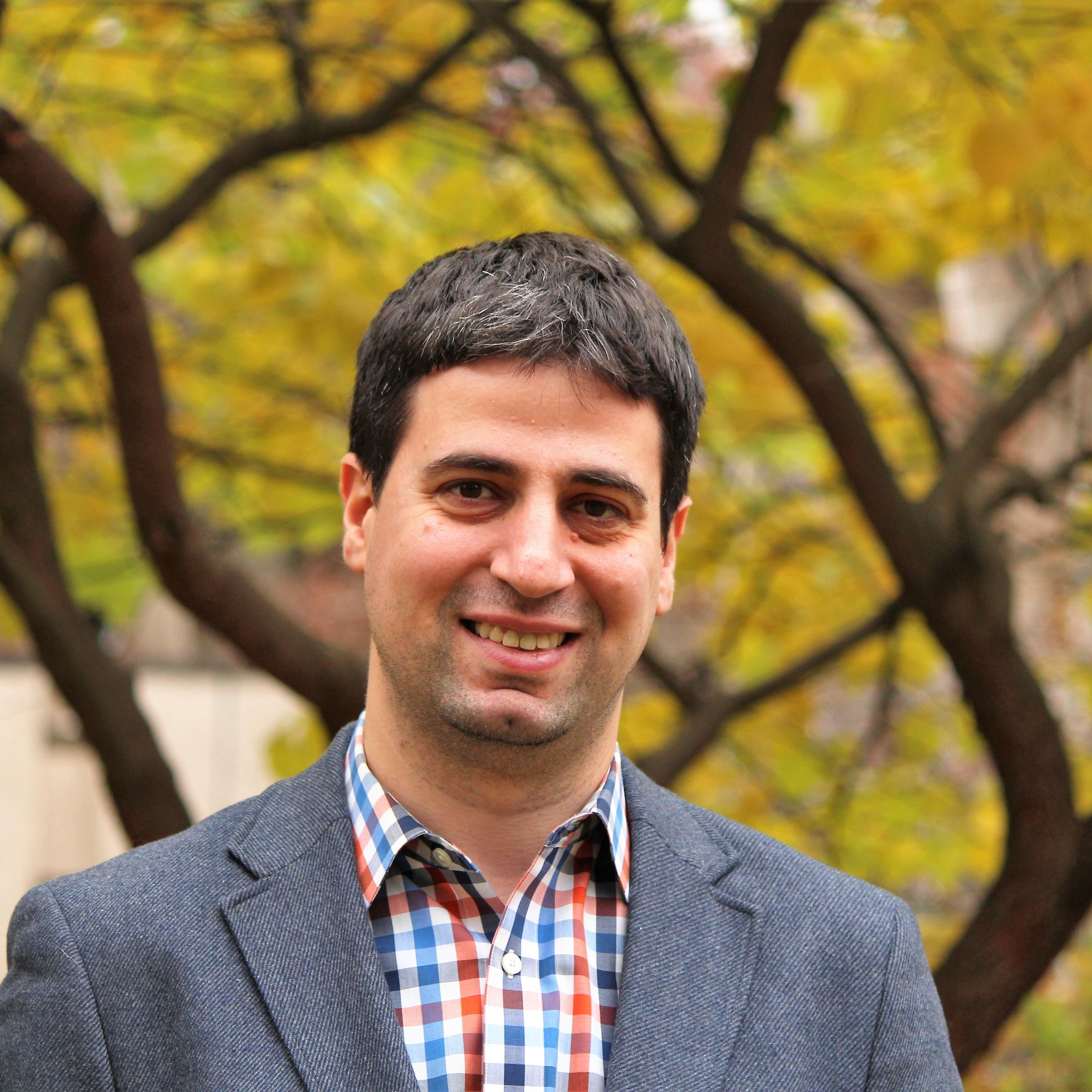 Alexandre Tsomaia's Profile Photo