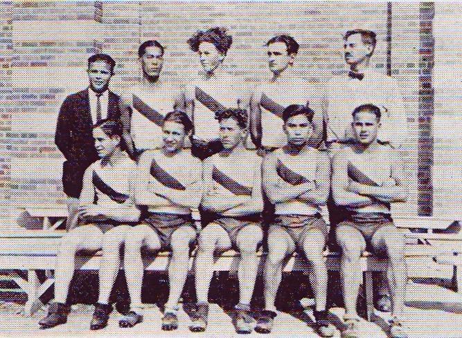 Varsity Track Lettermen