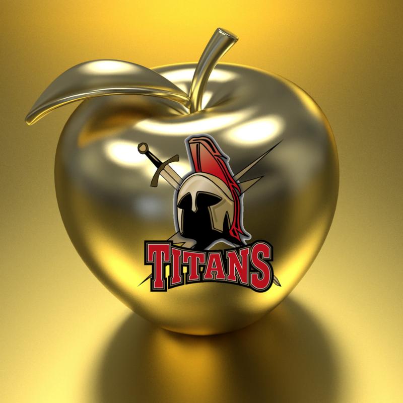 Teachers Recognized with Titan Impact Award & Golden Apple Awards Thumbnail Image