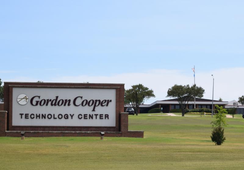 Gordon Cooper Technology Center front entrance