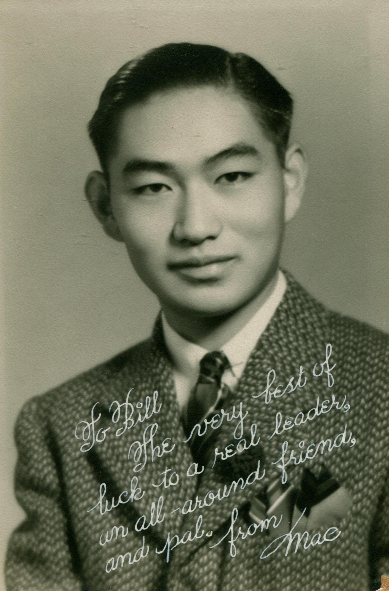 Makoto 'Mac' Oike