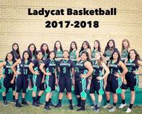 Ladycat Basketball 17-18