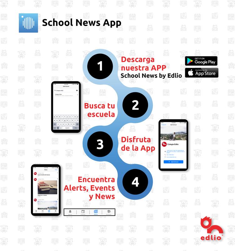 Descarga la nueva aplicación del colegio Thumbnail Image