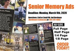 Senior Memory Ad
