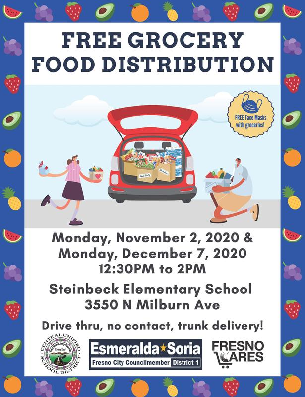Free Grocery Food Distribution
