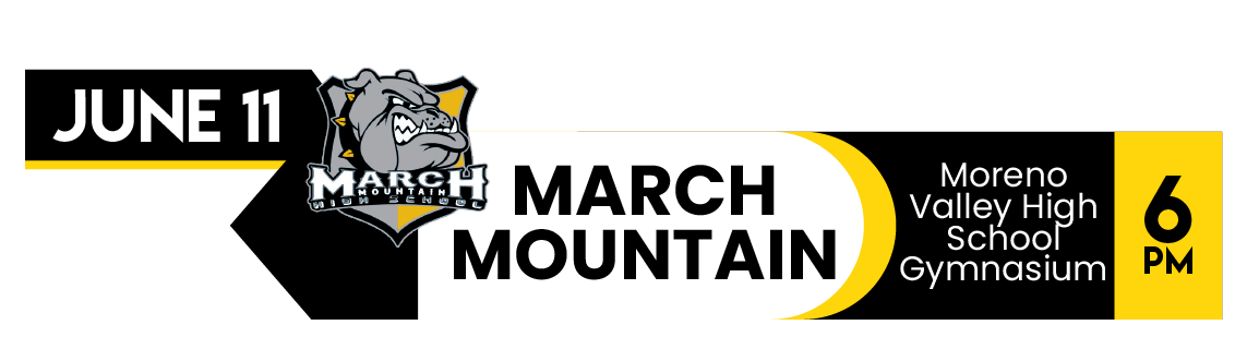 March Mountain image