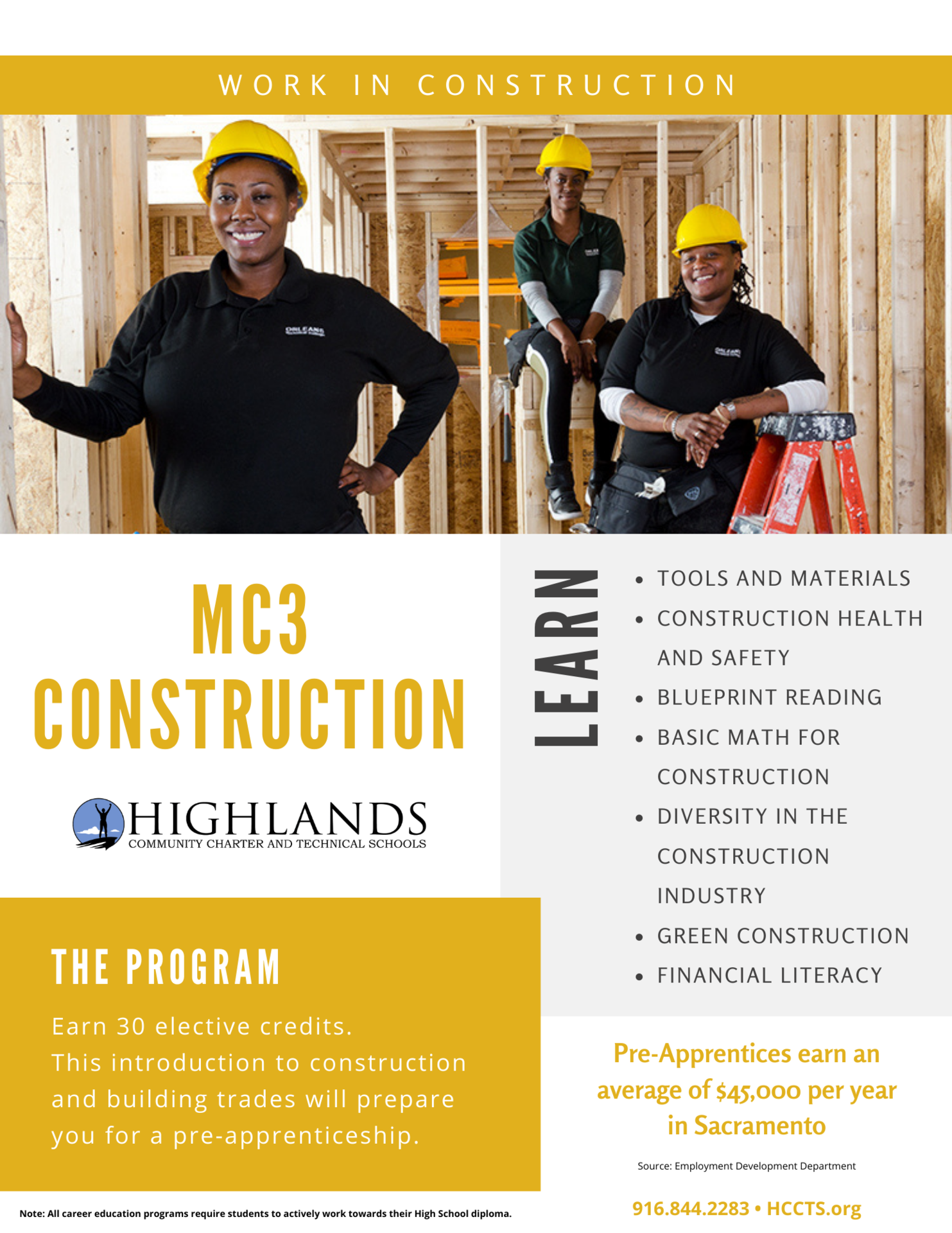 MC3 CONSTRUCTION
