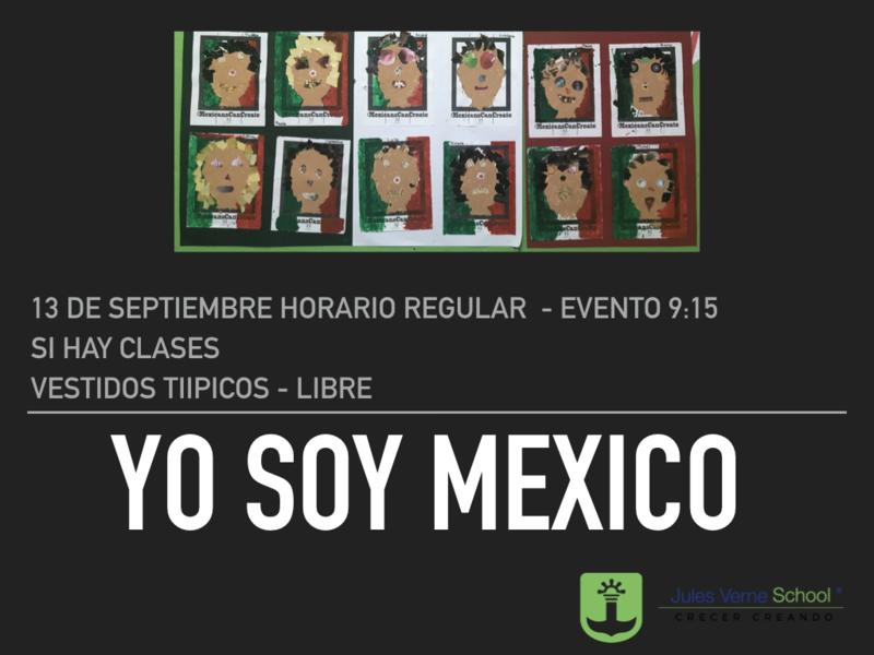 YO SOY MÉXICO: MAÑANITA MEXICANA VIERNES 9:15 Featured Photo