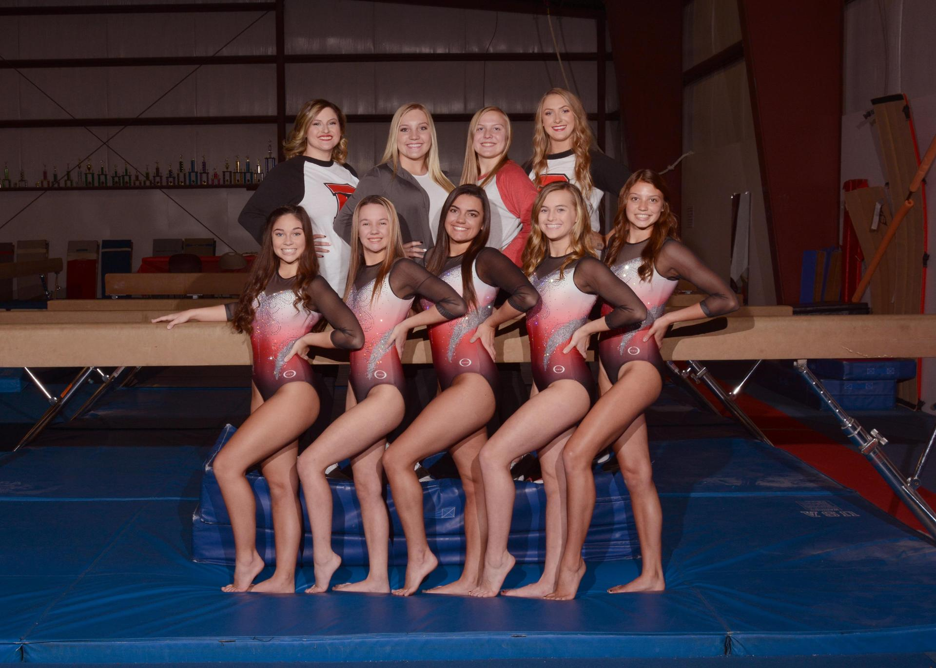 2019-2020 Lady Baron Gymnasts