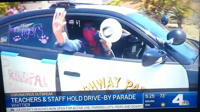 Nelson Quarantine Parade on Ch 4 News Featured Photo