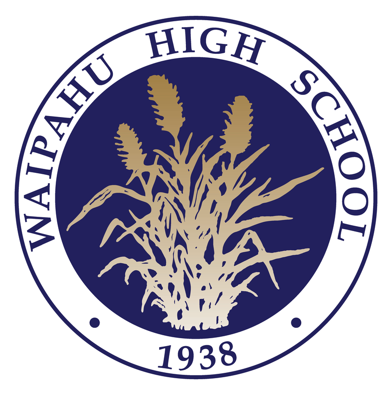 Waipahu High School logo