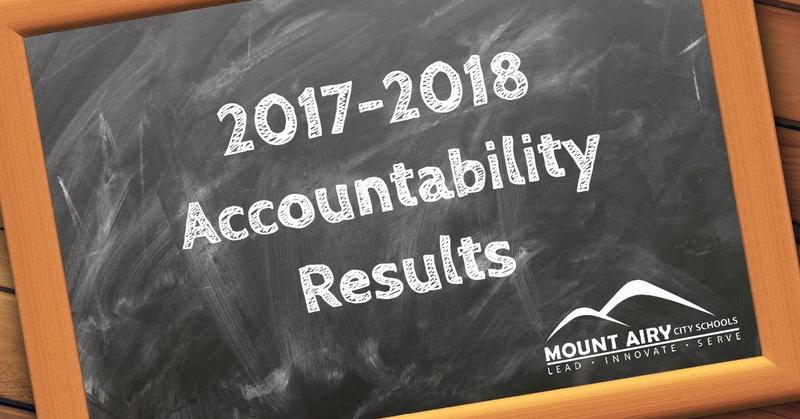 accountability results chalkboard