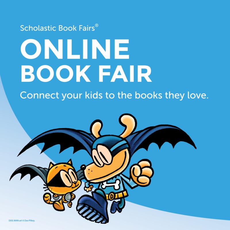 SCE's Virtual Book Fair Featured Photo