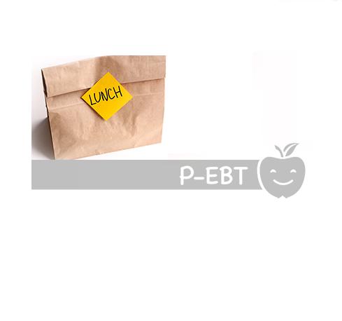 P-EBT card