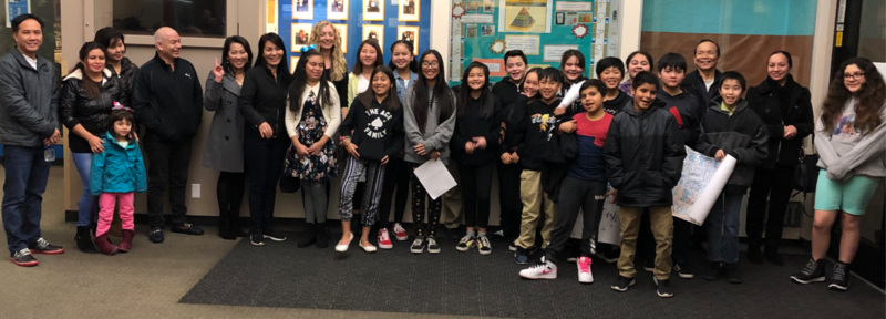 Mrs. Boram's 6th Grade Class: Presentation to the FMSD Board of Education