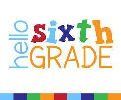 6th Grade Orientation Night!