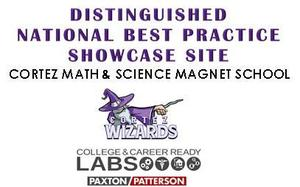 Distinguished National Best Practice Showcase Site