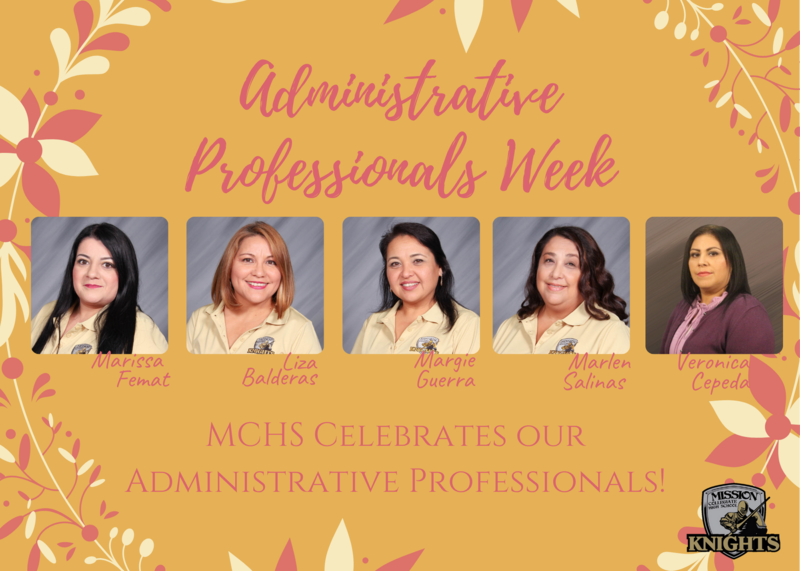 We are Celebrating our Administrative Professionals! Featured Photo