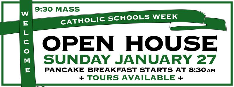 Open House at St. Paul the Apostle Featured Photo