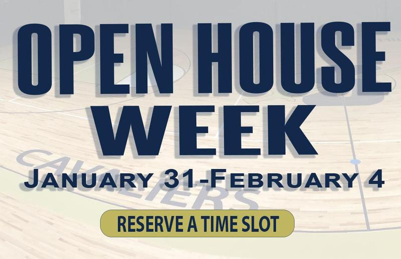 Join Our Open House Week! Thumbnail Image