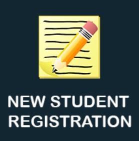 Student registration icon