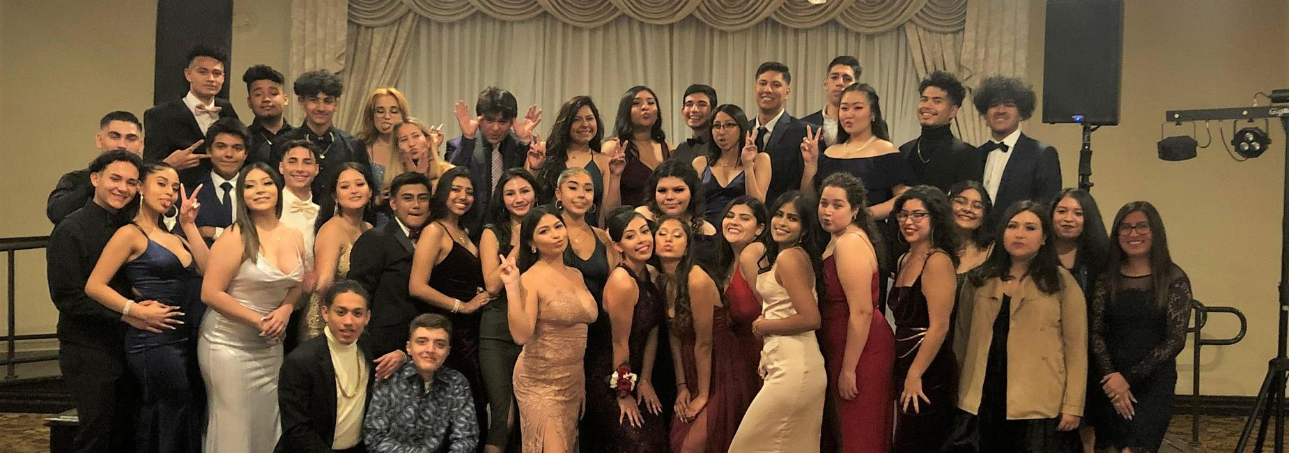 Senior Class 2020 Winter Formal